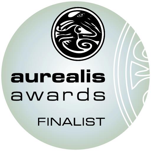 Aurealis Awards Finalist Logo